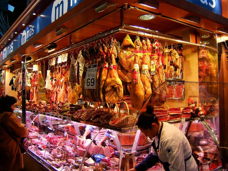La Rambla barcelona travel blog trip blog