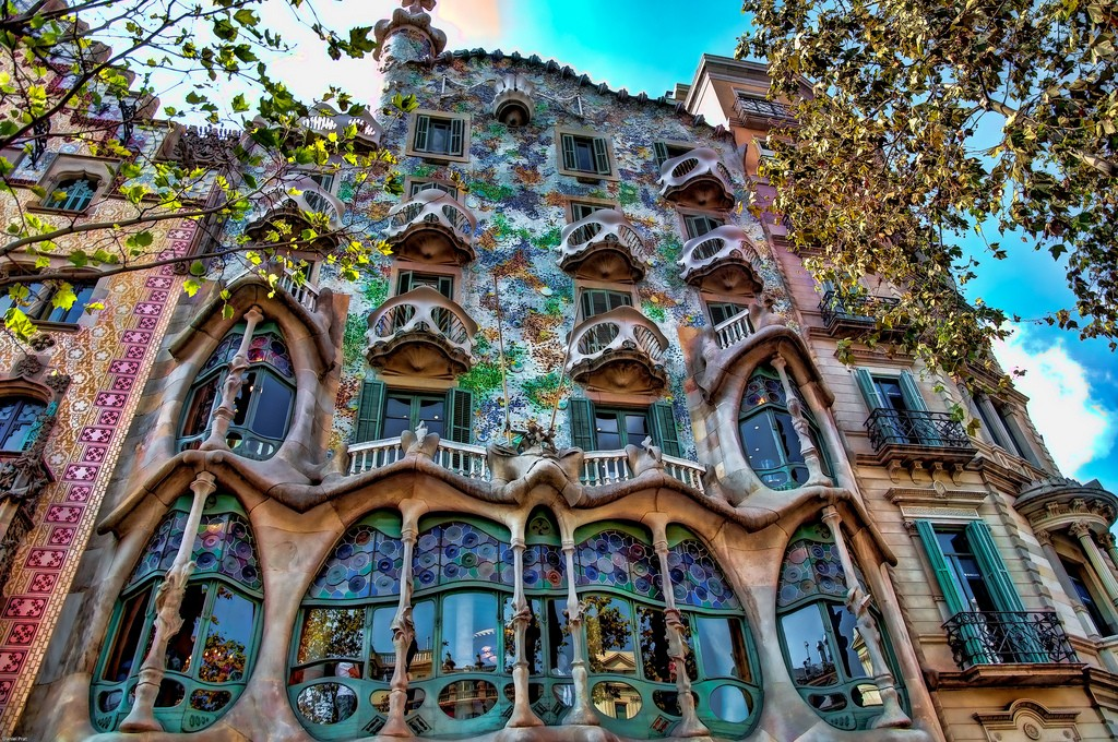 Casa Batlló barcelona trip blog travel blog