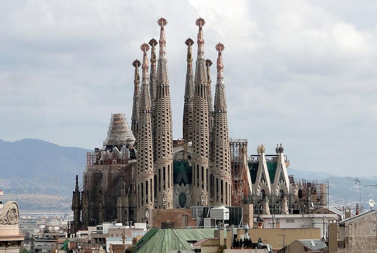 Barcelona trip blog Sagrada_Familia_ barcelona trip blog