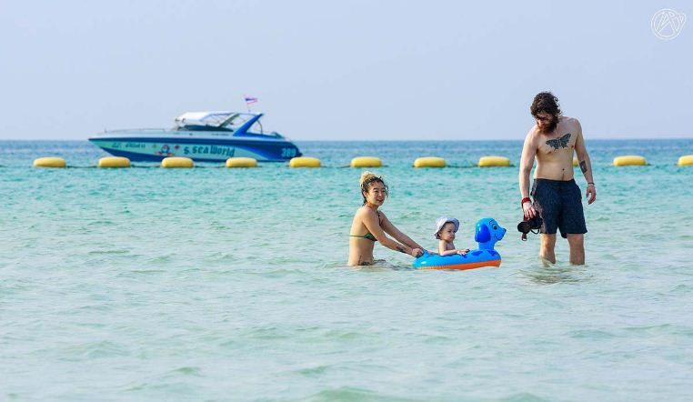 beach koh larn island thailand travel guide travel blog