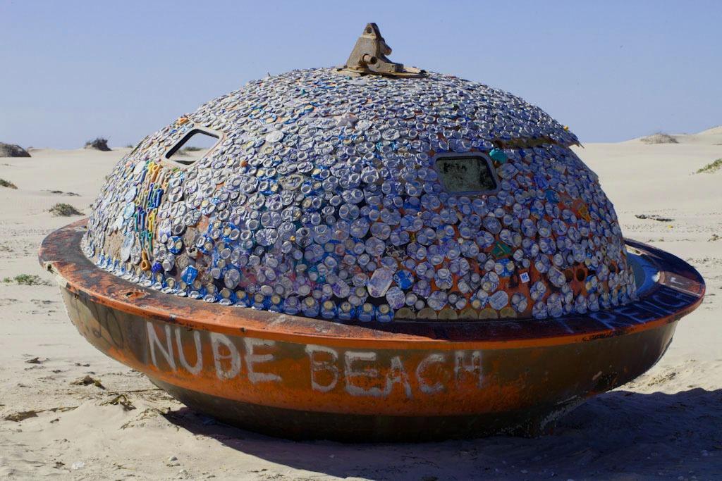 ufo beach-best nude beaches in us1