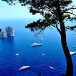 Capri travel blog — Fascinating board tour around Capri
