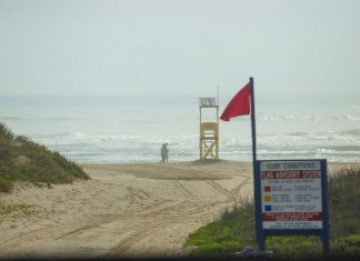 UFO Beach, South Padre, tx