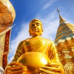 Top 4 best temples in Chiang Mai, Thailand
