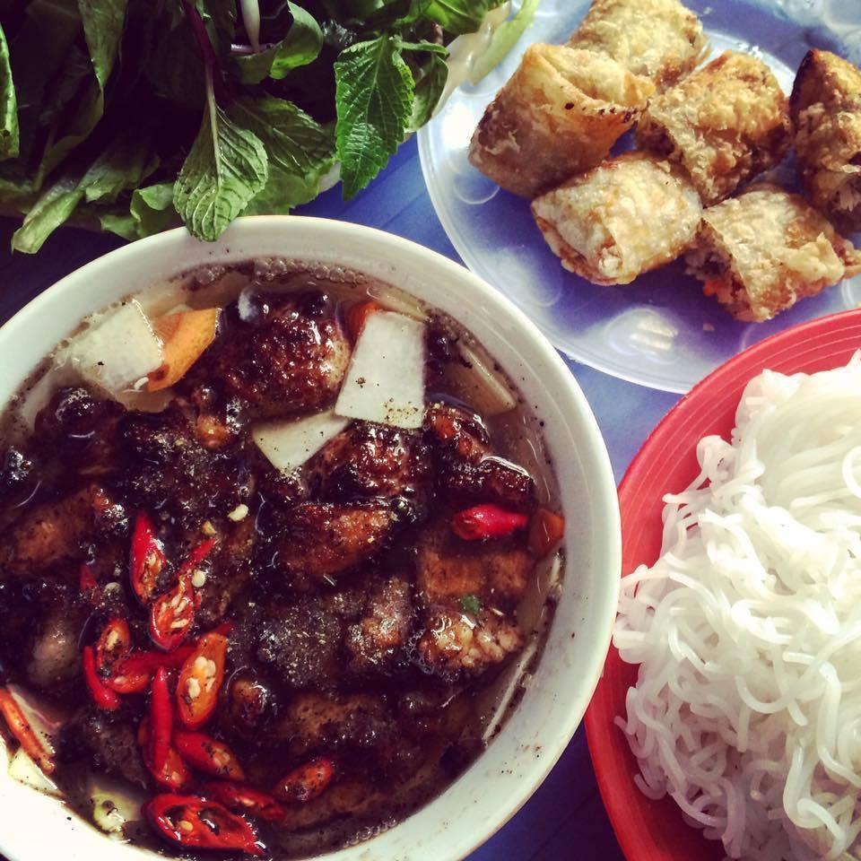 hang quat-kebab rice noodle-bun cha-best kebab rice noodle in ha noi4