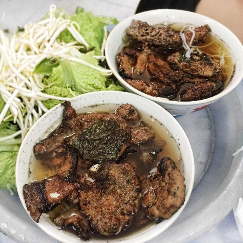 hang than-kebab rice noodle-bun cha-best kebab rice noodle in ha noi
