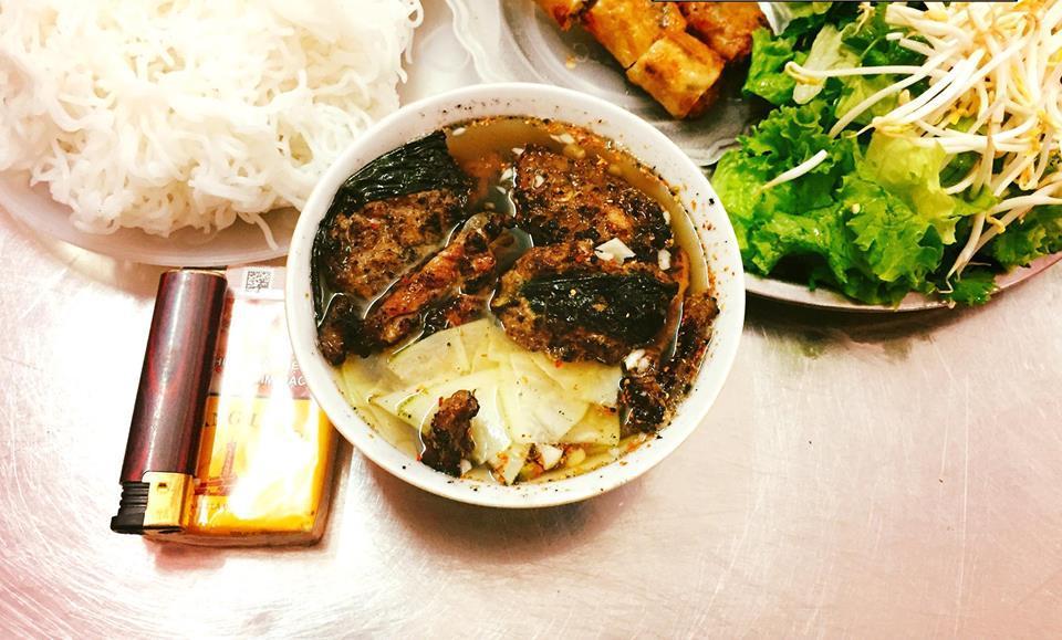 hang than-kebab rice noodle-bun cha-best kebab rice noodle in ha noi2
