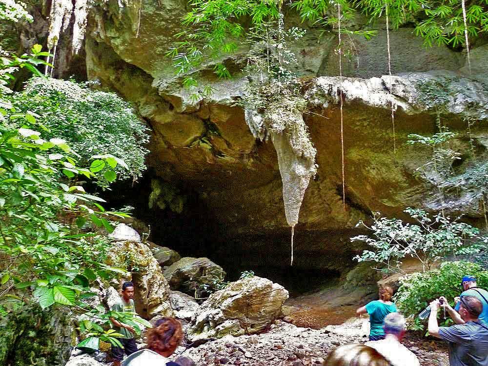 Bat Cave, Diamond Caves, and Nam Ta-lu.