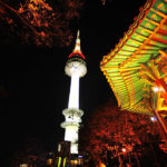 Visiting N Seoul Tower (Namsan Tower) — A tourist icon of Seoul, South Korea
