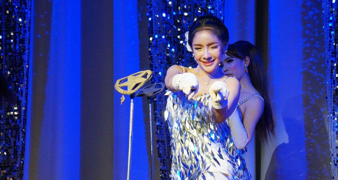 Golden Dome Cabaret Show Bangkok best night shows (1)