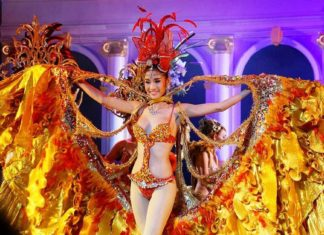 Golden Dome Cabaret Show Bangkok best night shows (1)