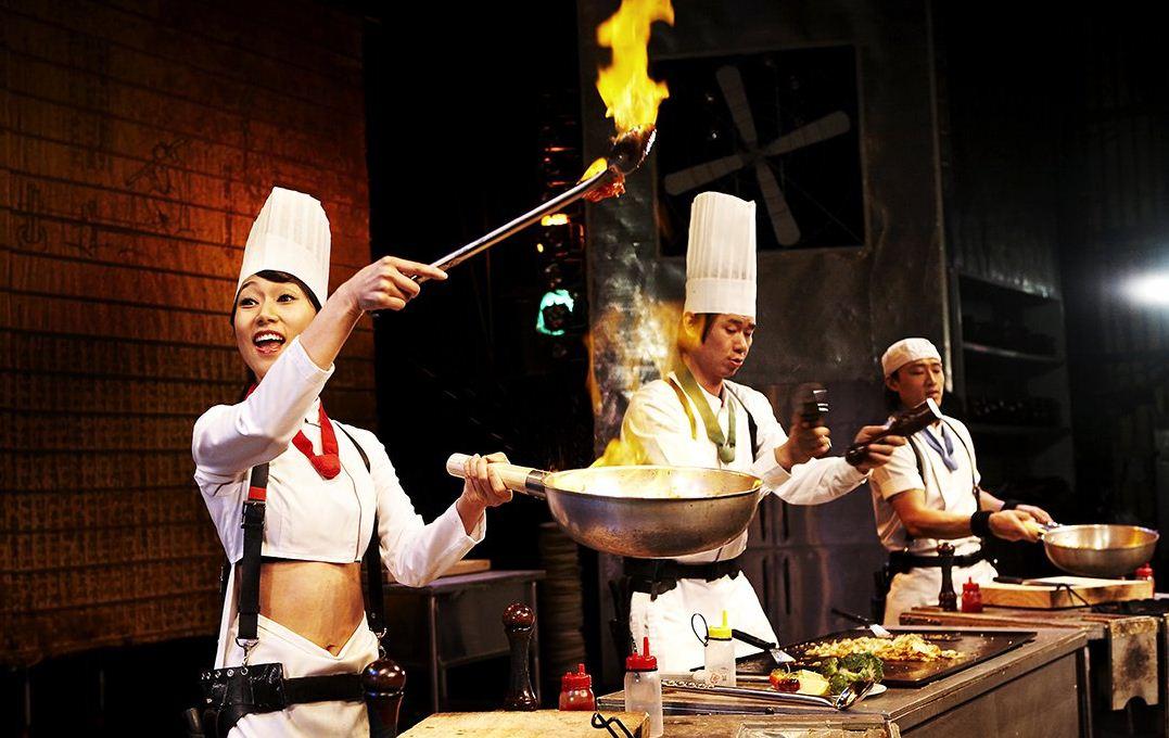 Nanta Show Nanta Cooking Show Bangkok best live shows in bangkok (1)
