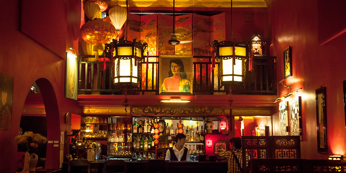 Miss Wong Cocktail Bar