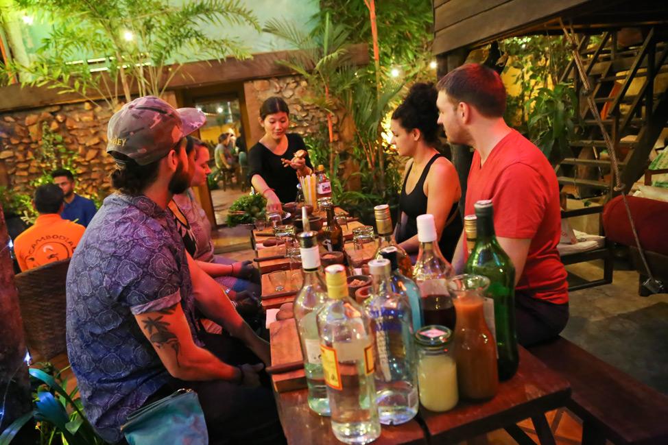 Asana bar
