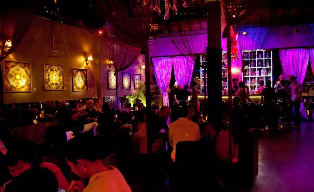 Mezze Lounge & Nightclub
