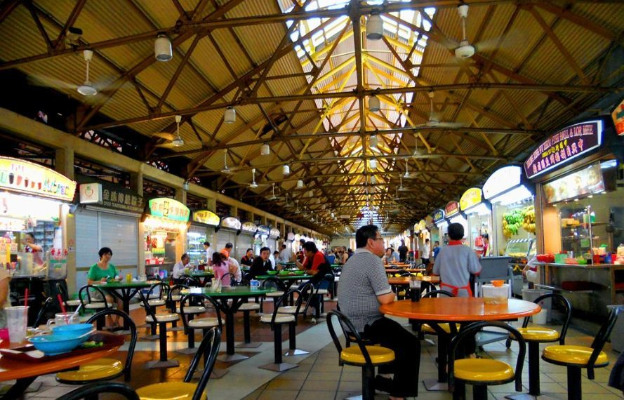 Maxwell Road Food Centre is one of the best hawker centres in Singapore Maxwell Road Food Centre-best-place-enjoy-food-in-singapore2