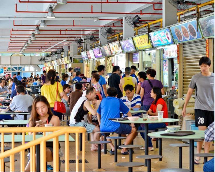 best hawker centres in Singapore Old Airport Road Food Centre-best-place-enjoy-food-in-singapore2
