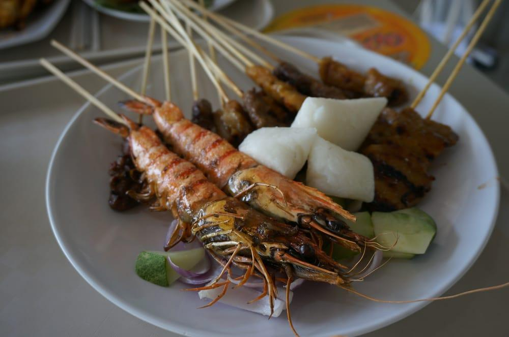 Satay by the Bay-best-place-to-enjoy-food-in-singapore