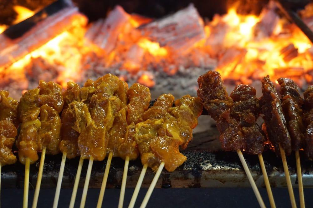 Satay by the Bay-best-place-to-enjoy-food-in-singapore2
