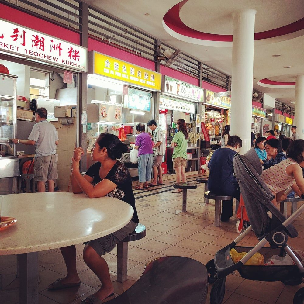 Tiong Bahru Market-best-place-to-enjoy-food-in-singapore1