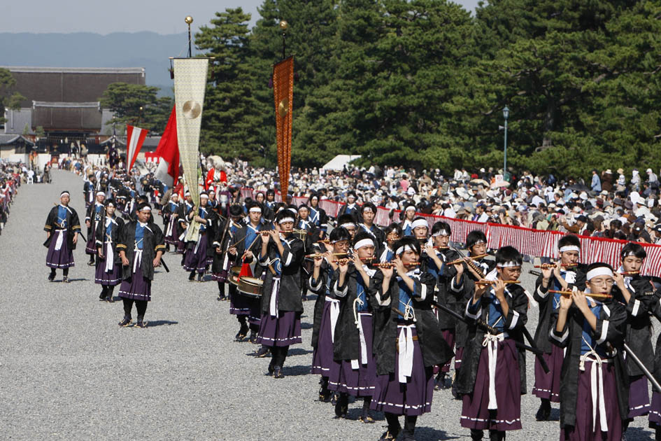 Joining festivals in Kyoto is one of the top fun things to do in Kyoto.