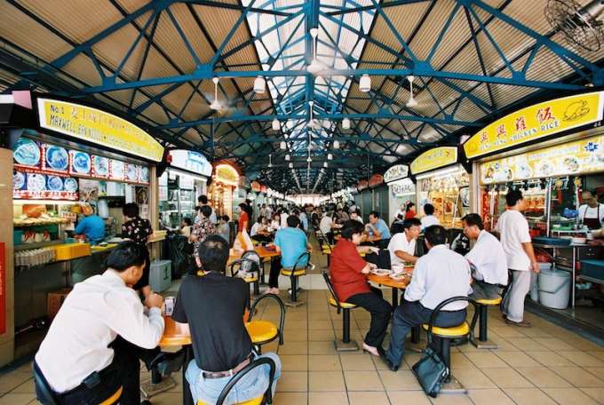 Maxwell Road Food Centre1