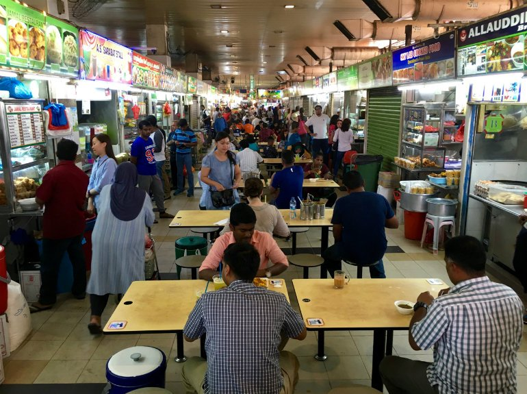 Top 10 cheap & best hawker centres in Singapore - Living