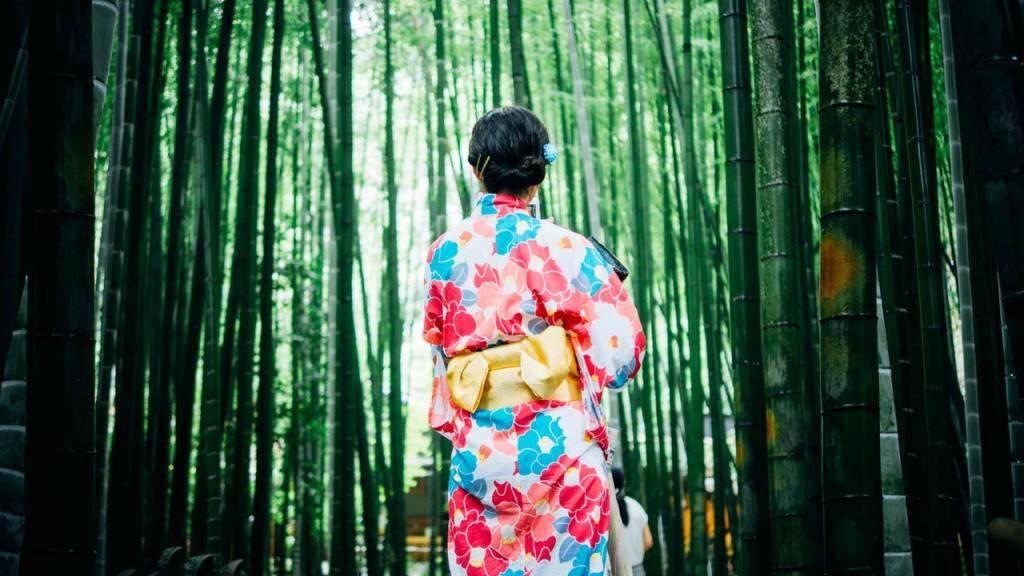 Kimono,Tokyo fun things to do in kyoto