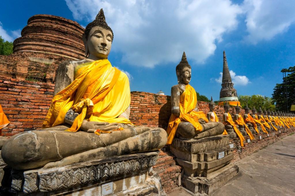 Ayutthaya, Bangkok