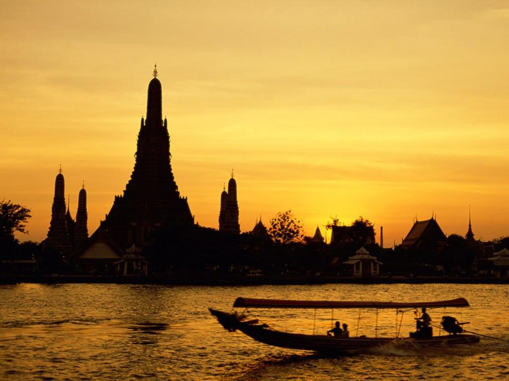 Boating river, Bangkok