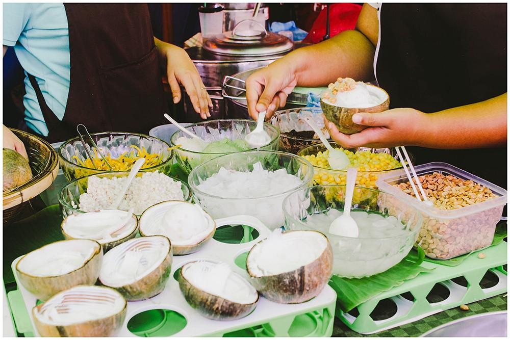 CCoconut Ice Cream, Bangkok