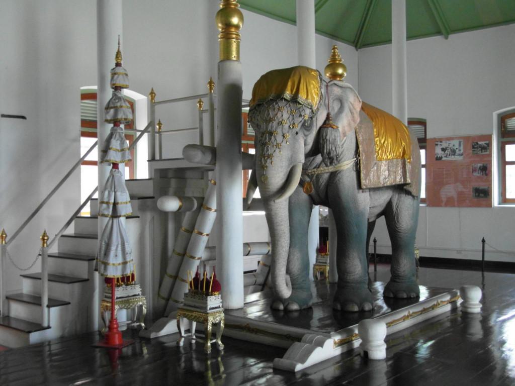 Royal Elephant Museum,Bangkok
