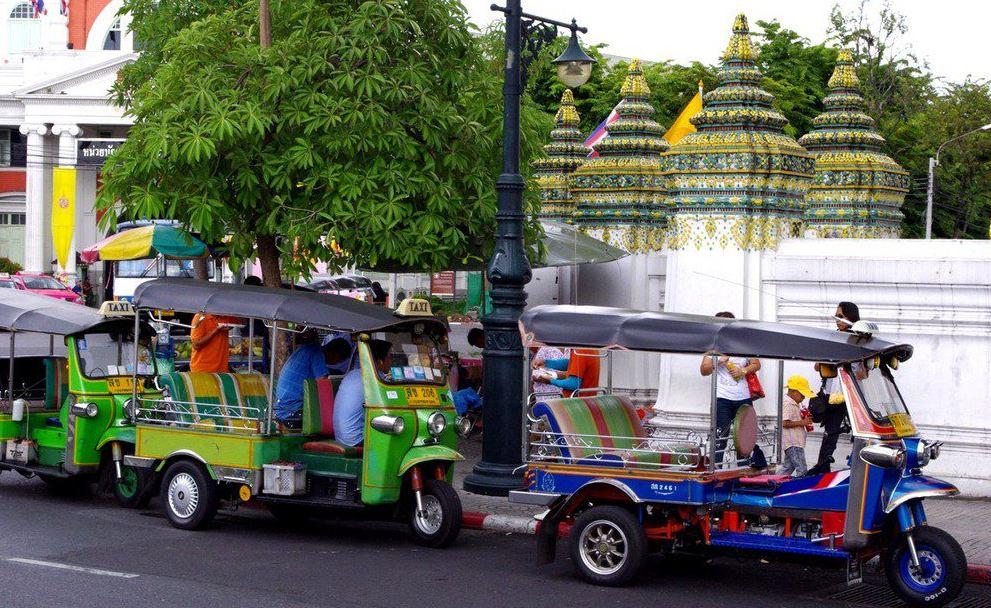 Tuktuk, Bangkok fun things to do in bangkok