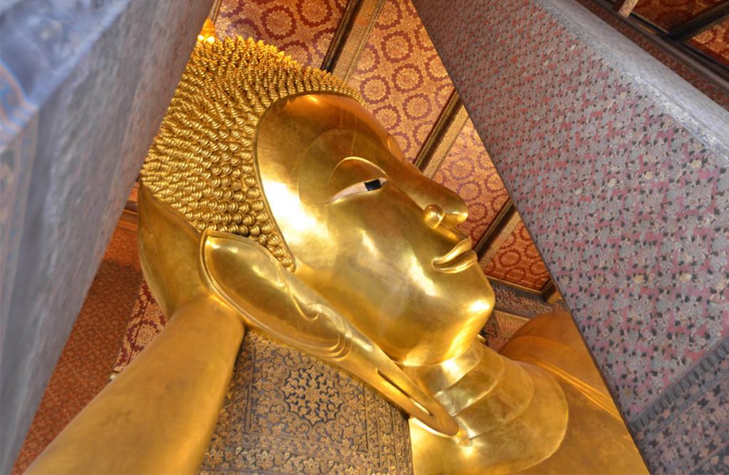 Wat Pho, Bangkoc,Thai Land