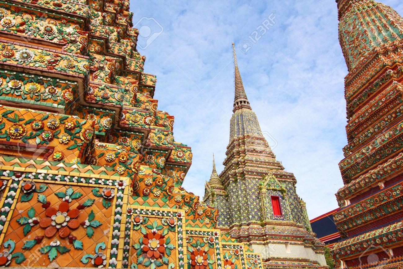 Wat Pho, Bangkoc,ThaiLand