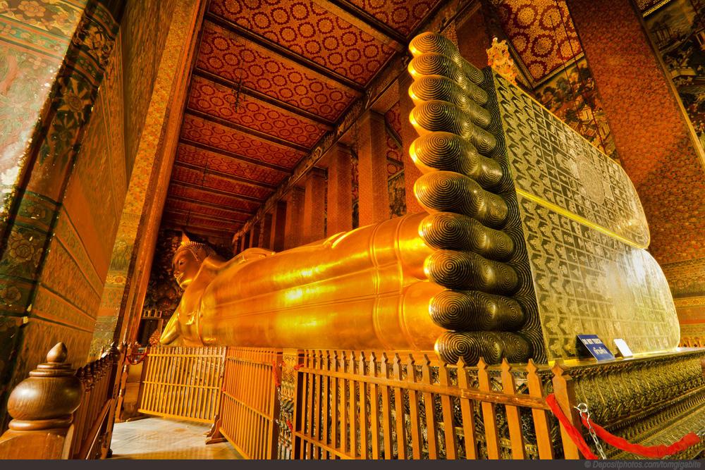 Wat Pho, Bangkoc,Thailand best places to visit in bangkok