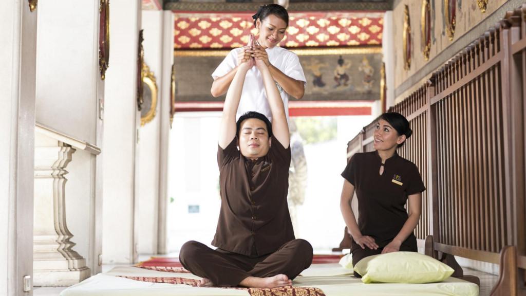 massage, Bangkok