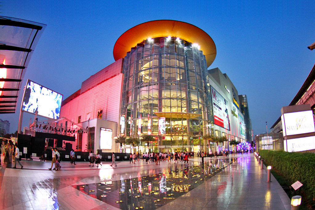 Siam Paragon,shopping bangkok