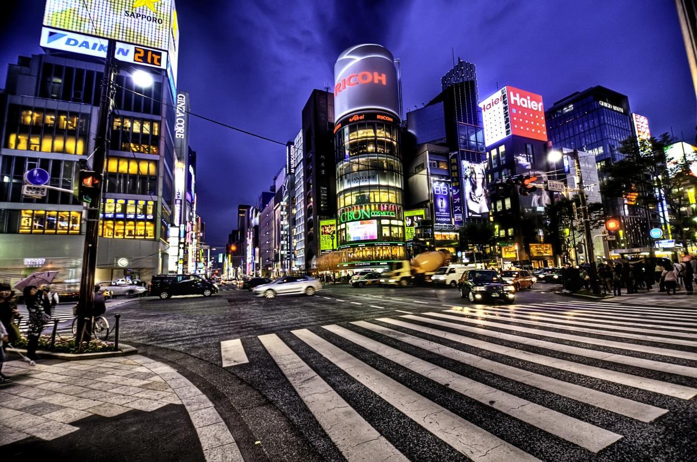 Shibuya boulevard