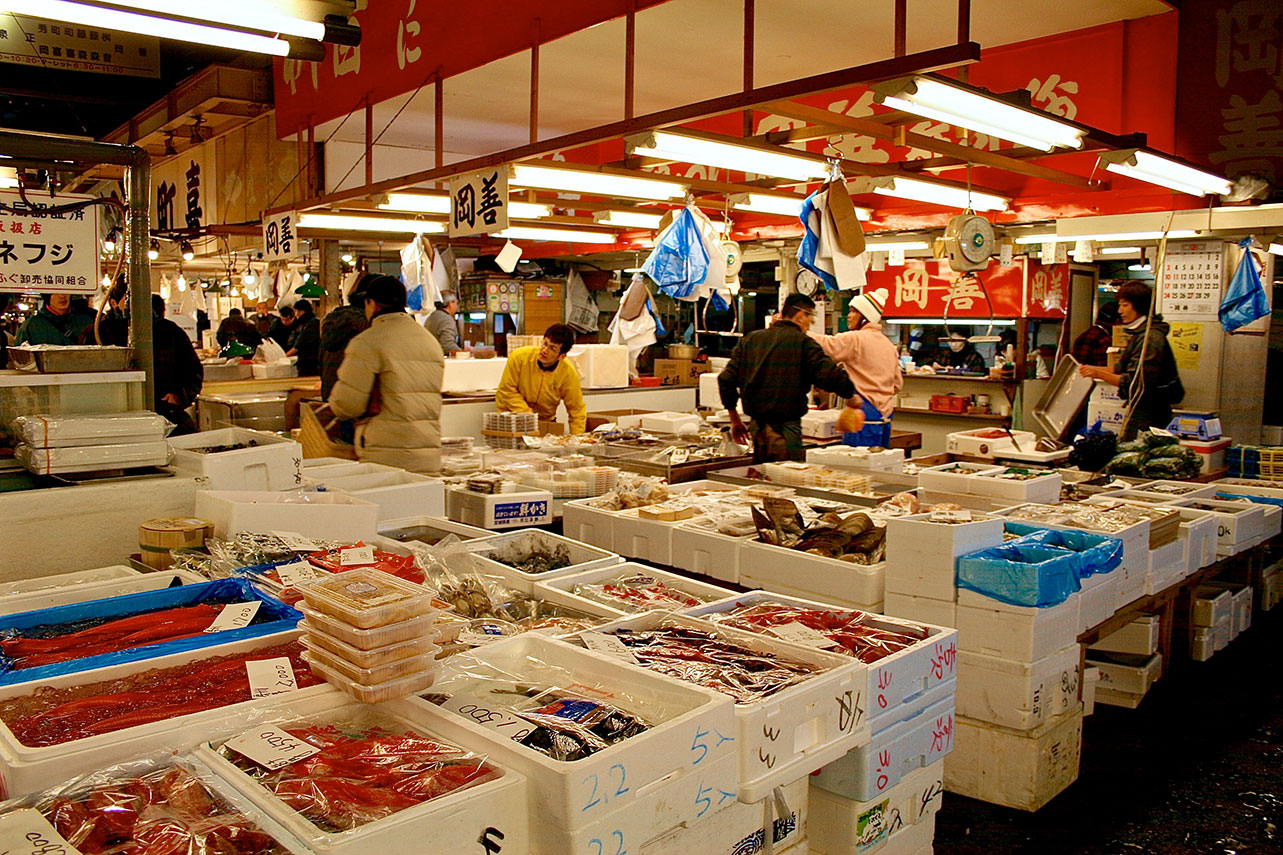 Tokyo itinerary 3 days what to do in tokyo in 3 days for Japan fish market