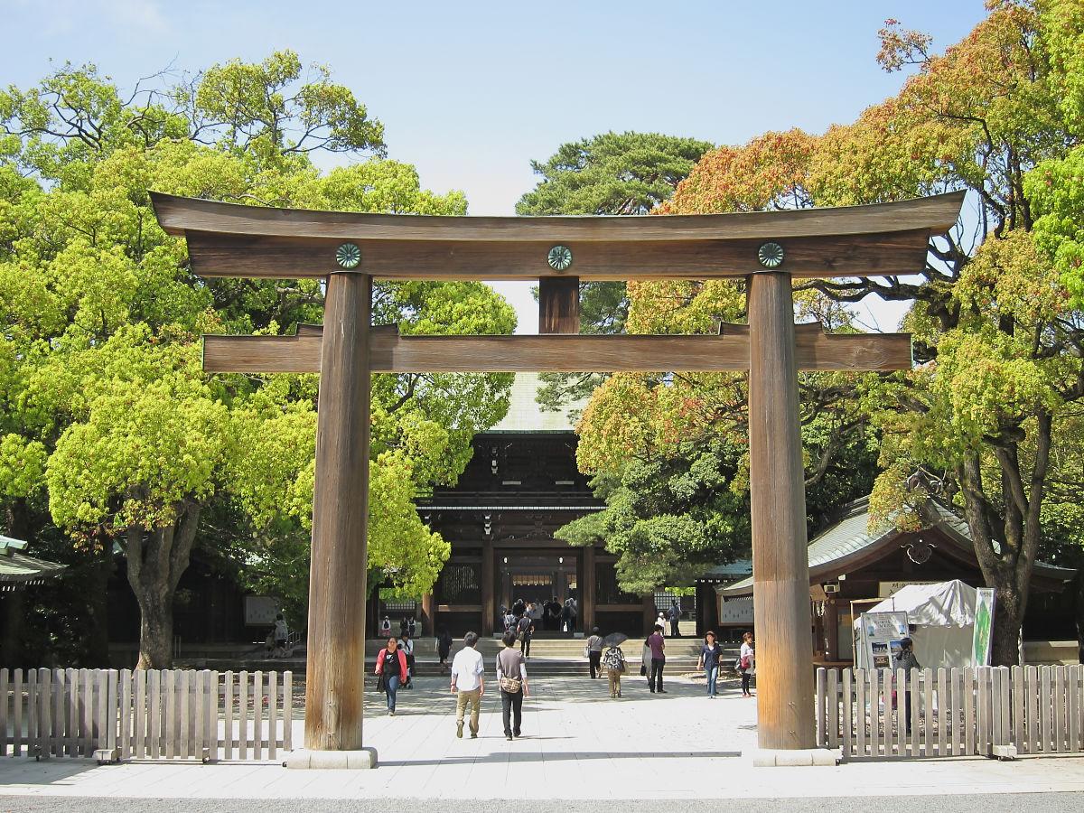 Meiji-Jingu-Shrine,Tokyo