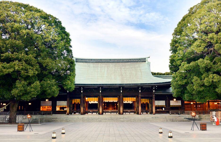 Meiji Jingu Shrine, Tokyo tokyo itinerary 3 days