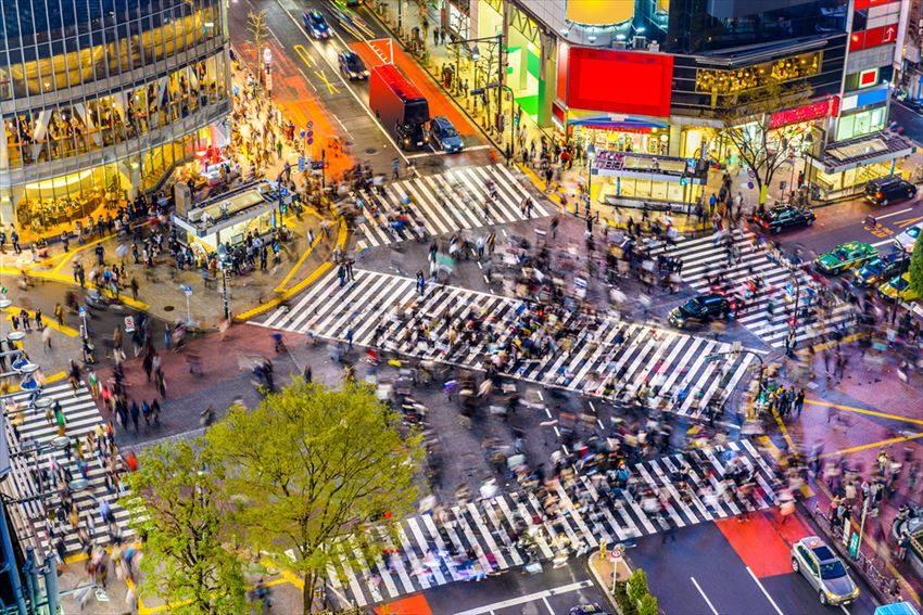 Shibuya Avenue, Tokyo tokyo itinerary 3 days