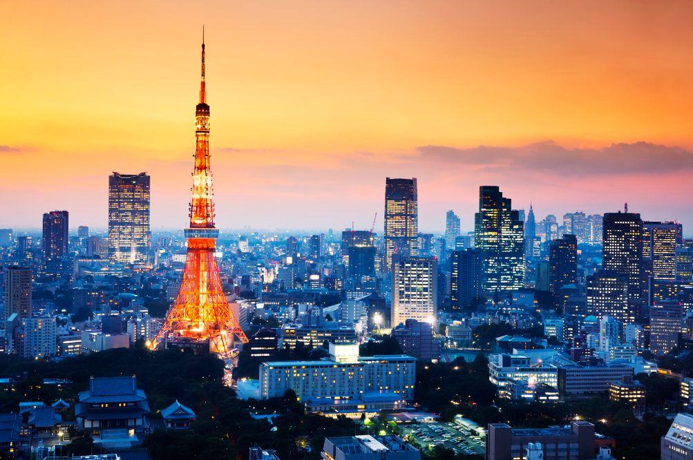 Tokyo-Tower-Japan-Night 2