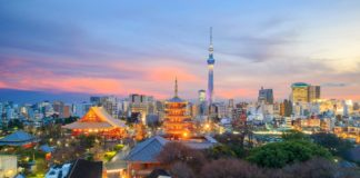 tokyo itinerary 3 days