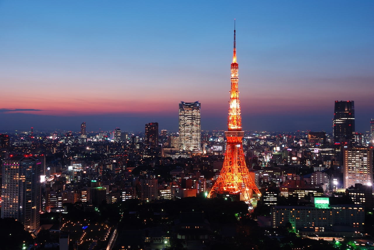 tokyo tower japan living nomads travel tips guides news