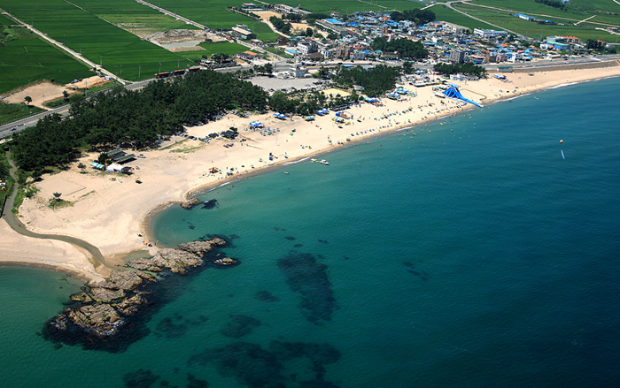 East Coast Beach, Korea best beaches in south korea