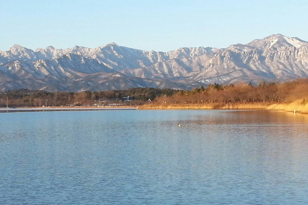 Yeongnang Lake, Korea