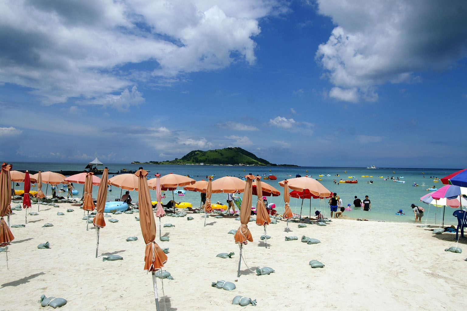 Guryongpo Beach, Korea