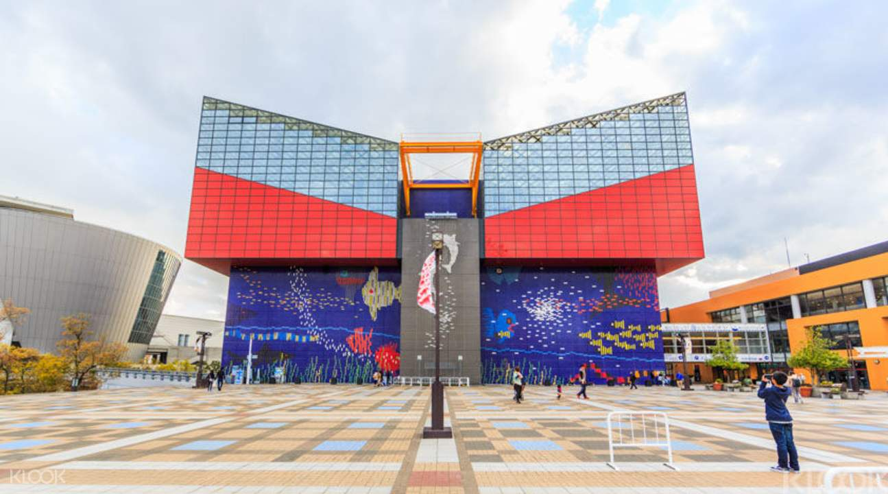 Osaka Aquarium, Japan